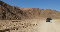 לינה במדבר – חופשה שקטה וחלומית