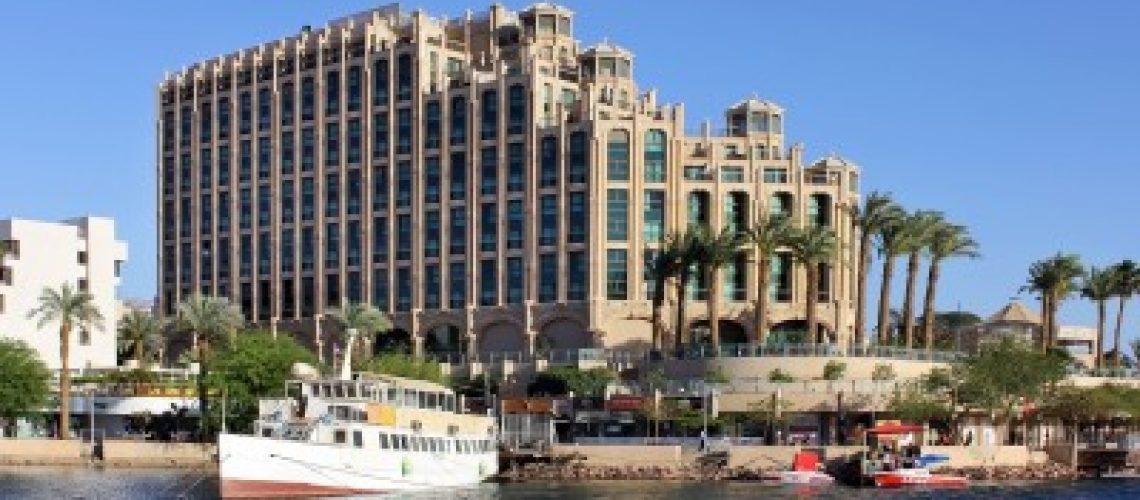 בתי מלון באילת